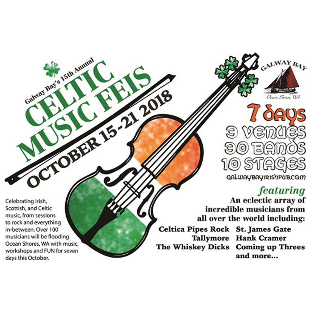 Tallymoore at Celtic Music Feis 2018